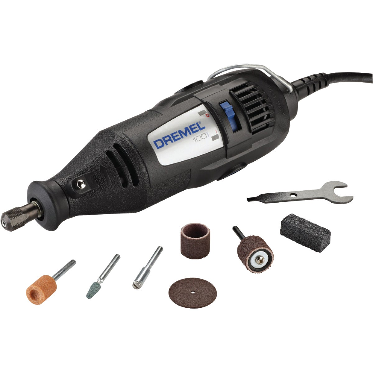 SINGLE SPEED MOTO-TOOL - 100-N/7 by Dremel Mfg Co