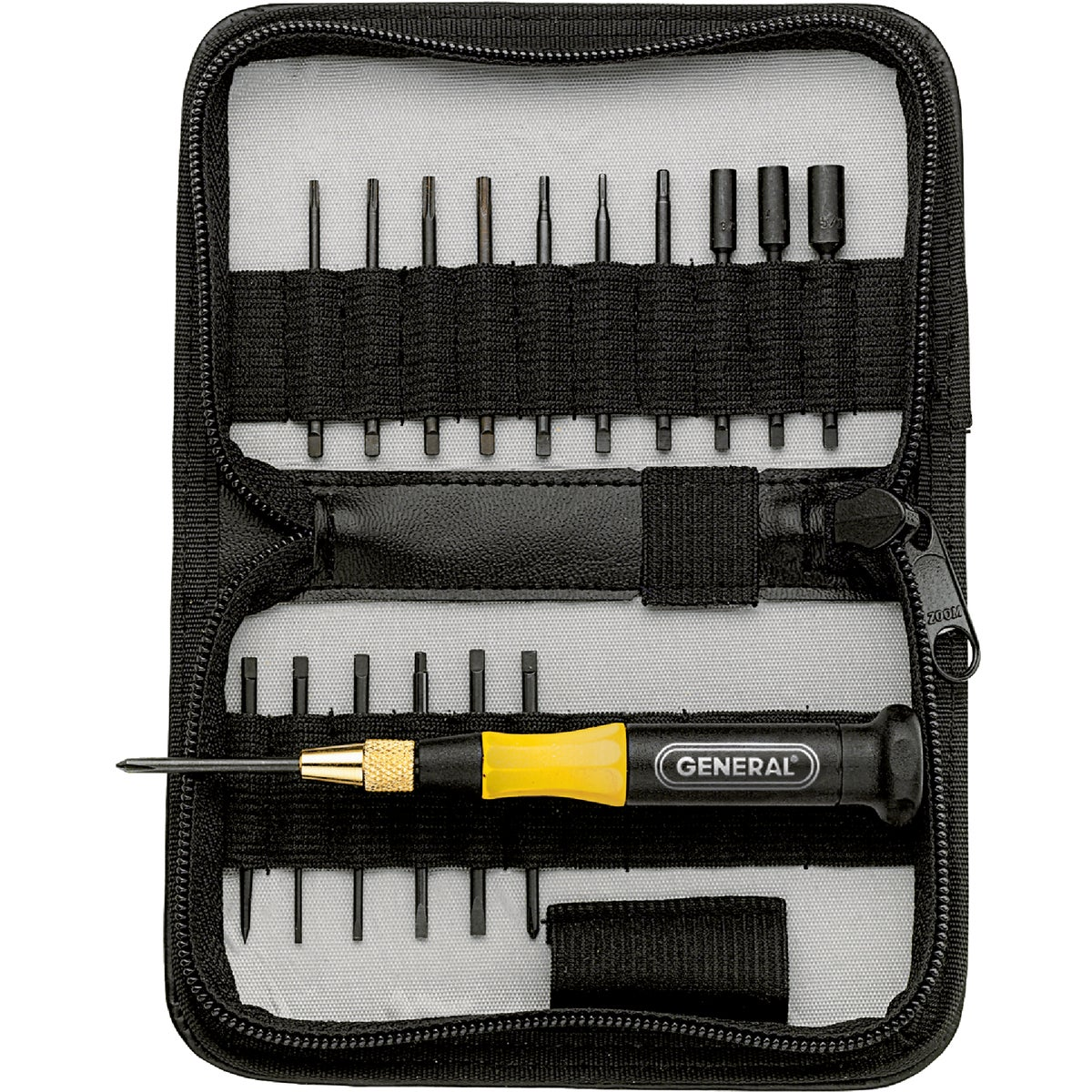 18PC SCREWDRIVER SET - 63518 by Gen Tools Mfg
