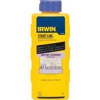 Irwin 8OZ VIO DUST OFF CHALK 2032170