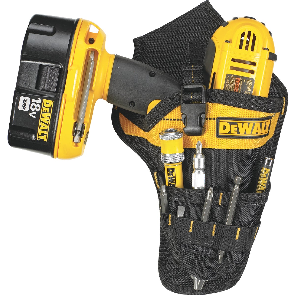 HEAVY DUTY DRILL HOLDER