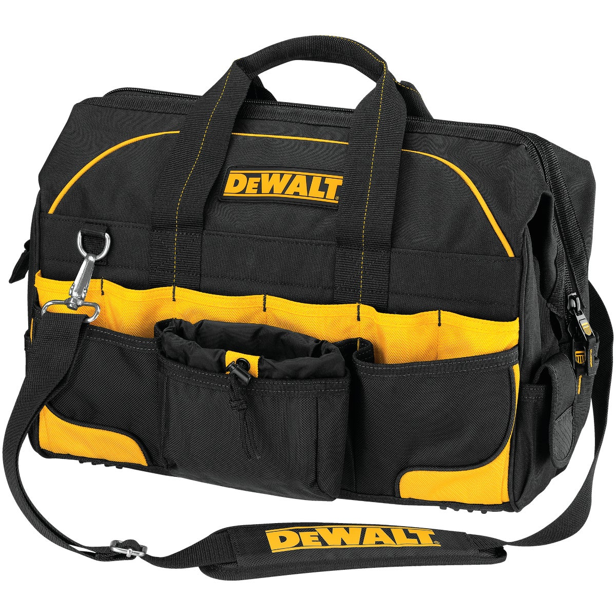 "18"" CLOSED TOP TOOL BAG - DG5553 by Custom Leathercraft"