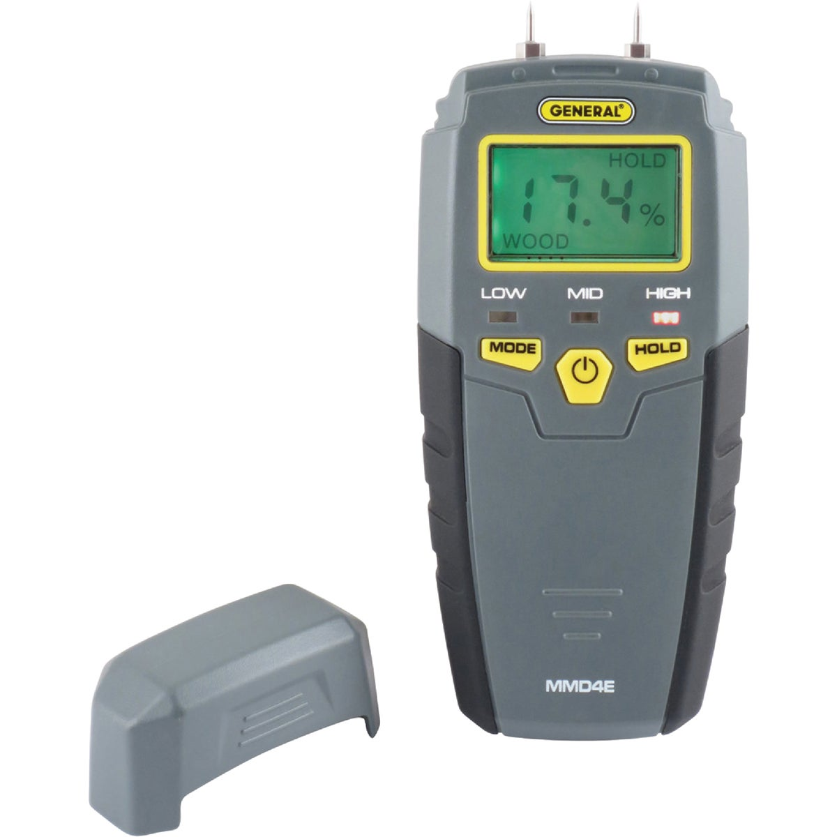DIGITAL MOISTURE METER - MMD4E by Gen Tools Mfg
