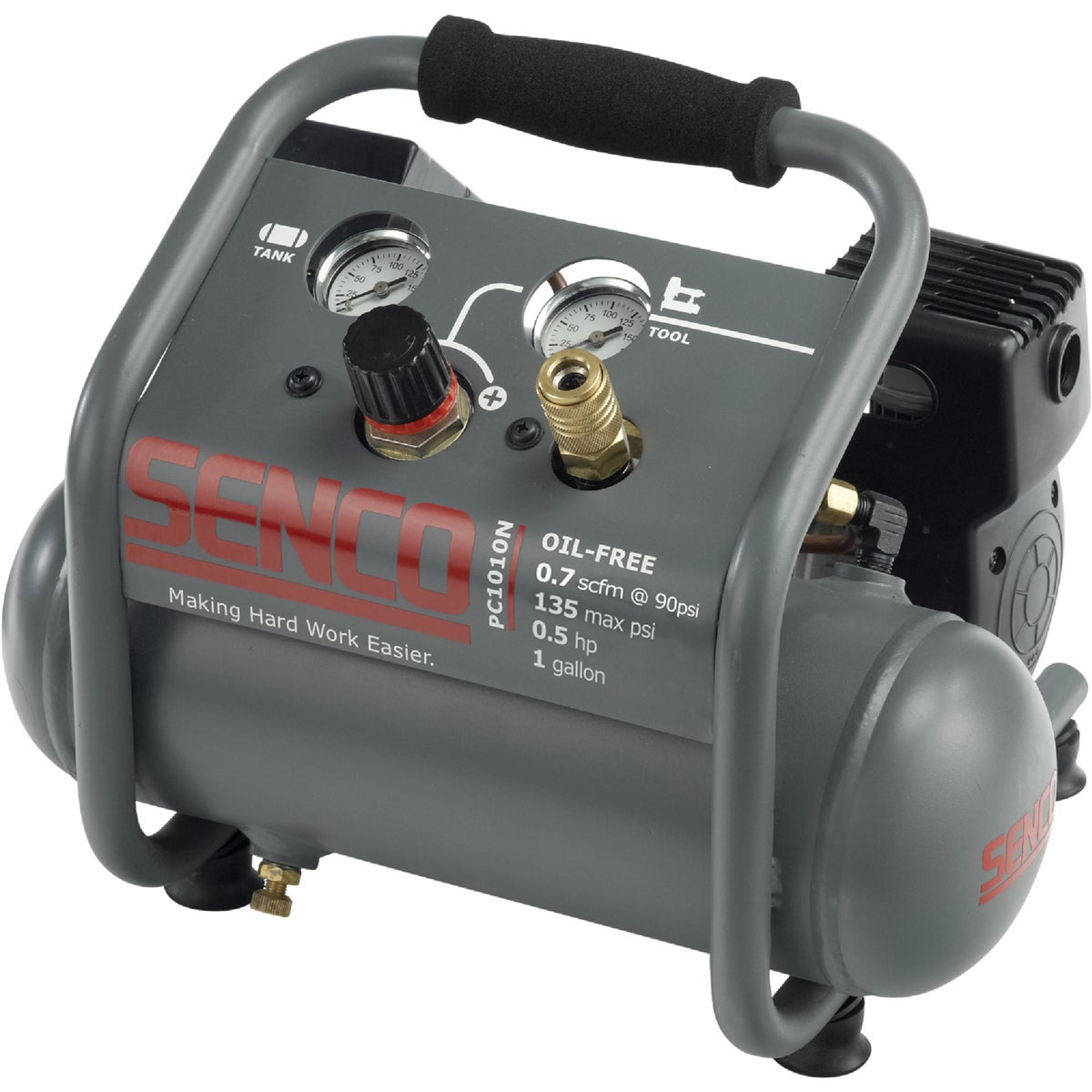 1HP 1GAL AIR COMPRESSOR - PC1010 by Senco Brands