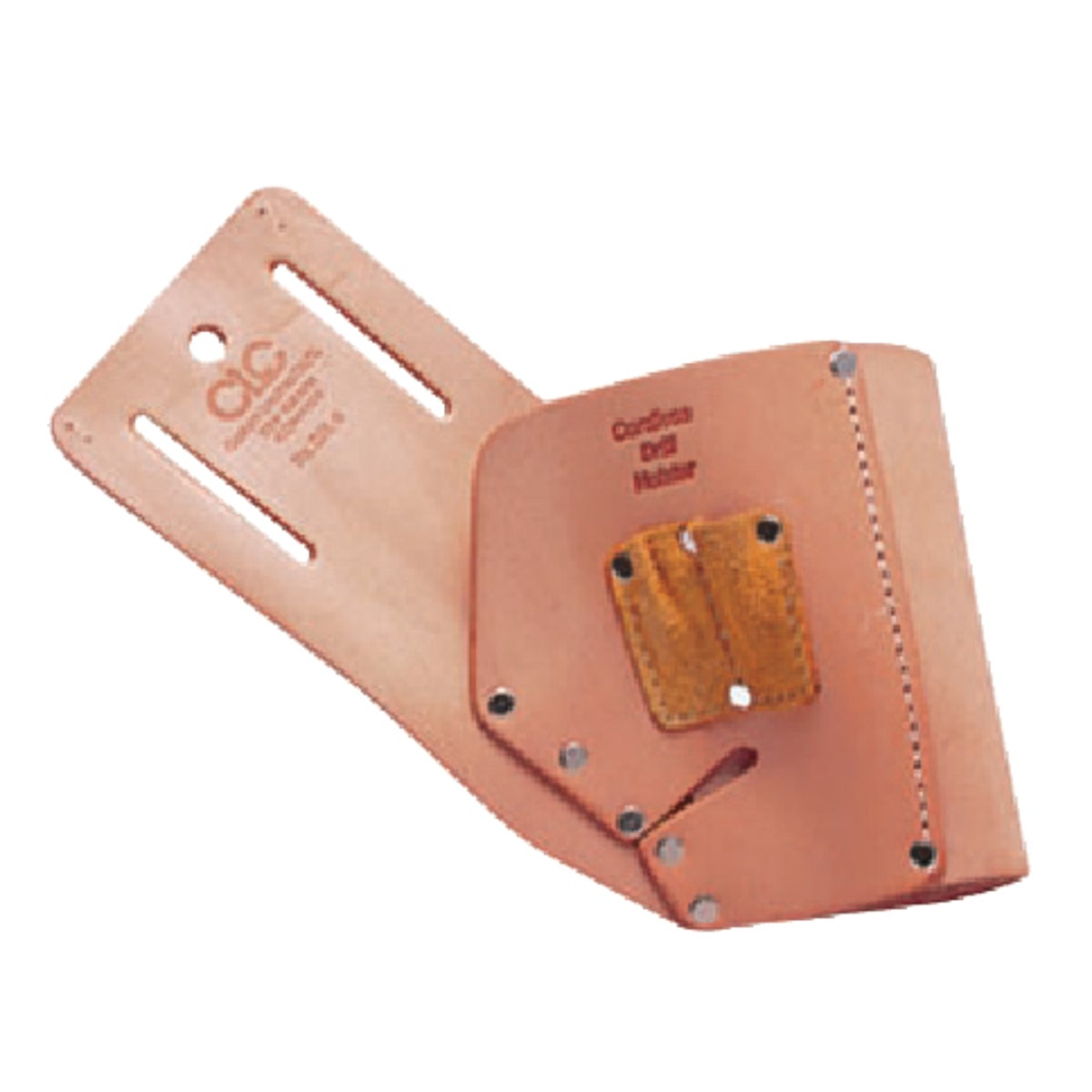 CORDLESS DRILL HOLSTER - DRL91 by Custom Leathercraft
