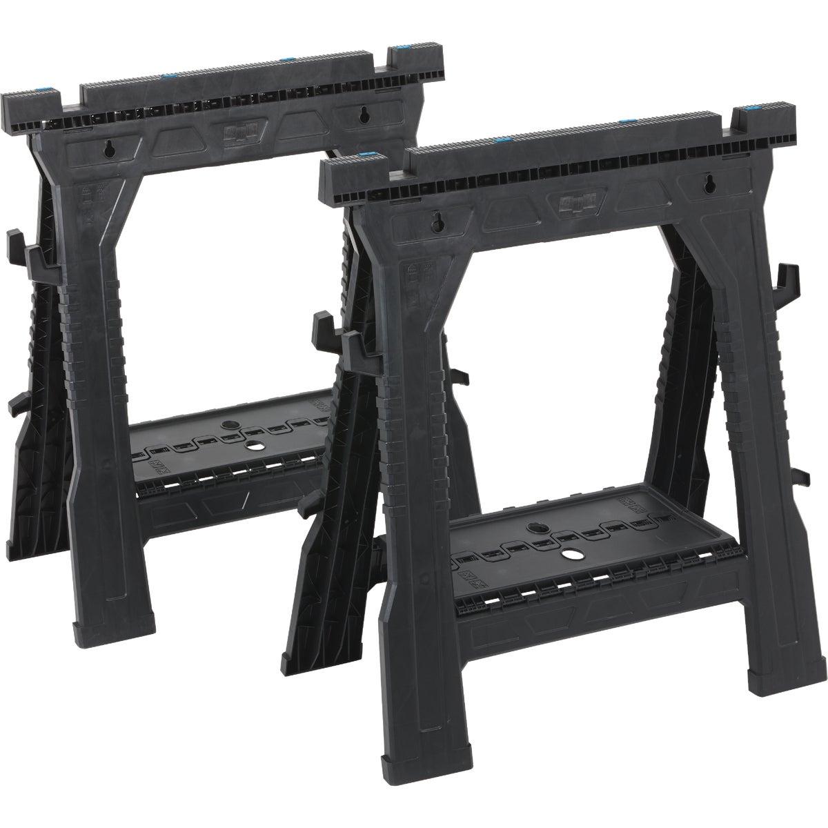 Channellock Folding Sawhorse Set
