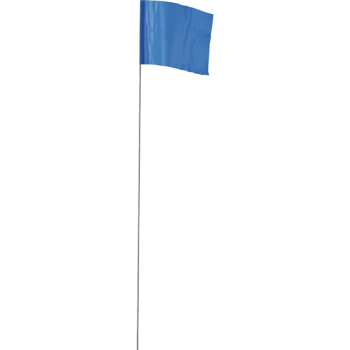 Irwin 100PK BLUE FLAGS 2034206