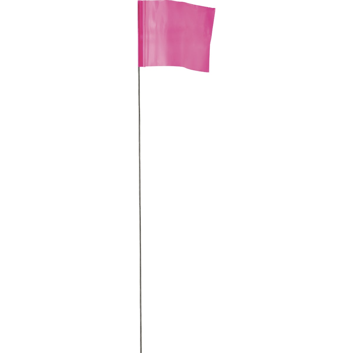 100PK PINK FLAGS