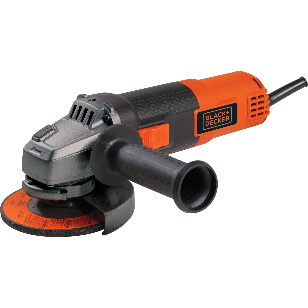 4-1/2 5.5A ANGLE GRINDER - 7750 by Black & Decker