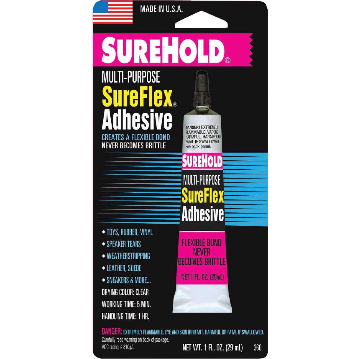 1OZ SUREFLEX MP ADHESIVE - 360 by Surehold