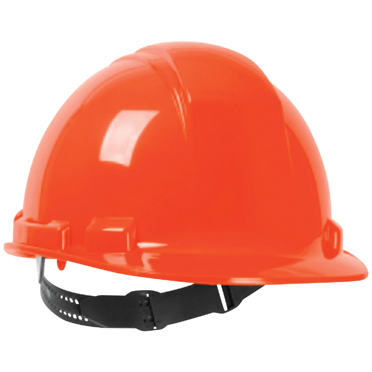 ORANGE HARD HAT - 463945 by Msa Safety