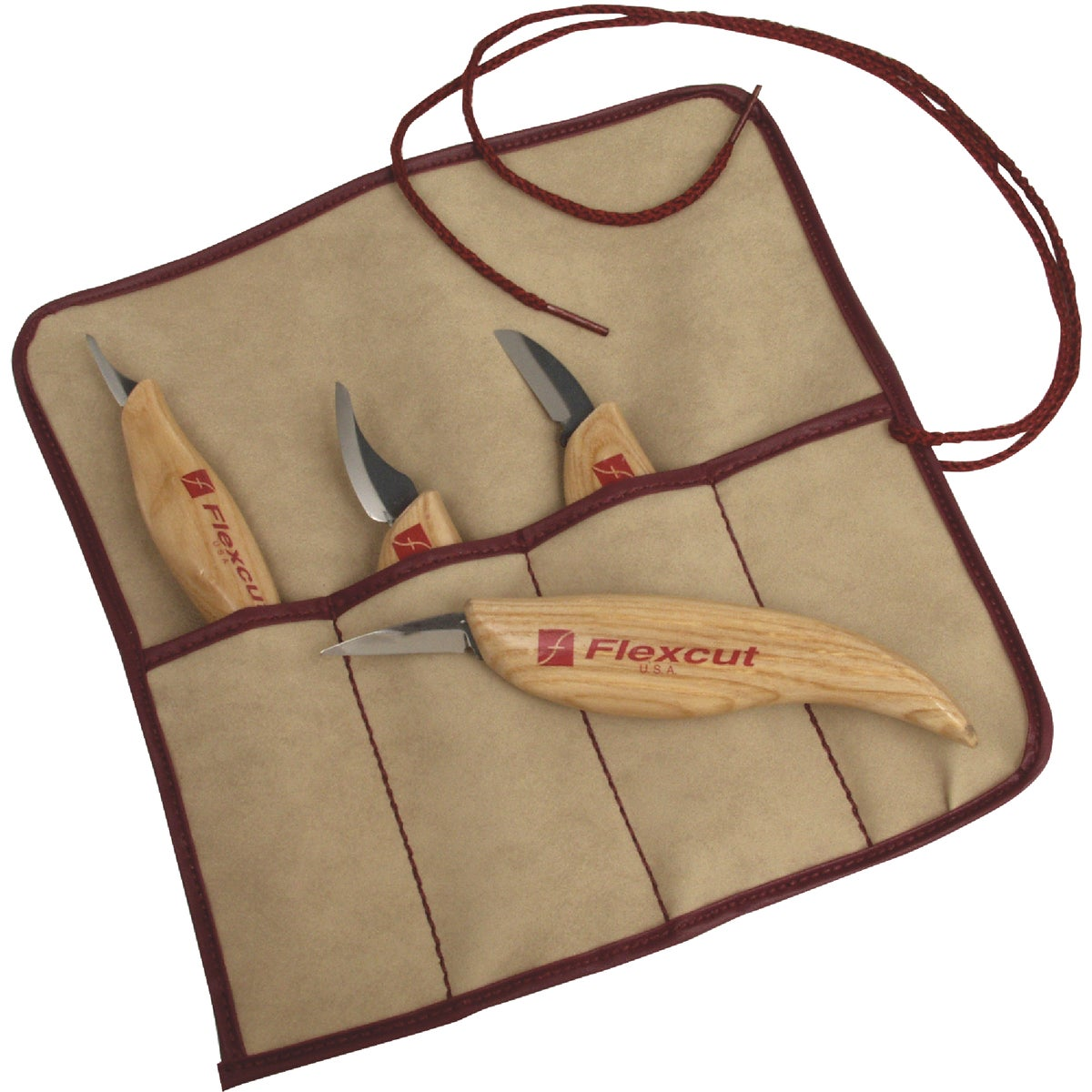 CARVING KNIFE SET - KN100 by Flexcut Tool Co