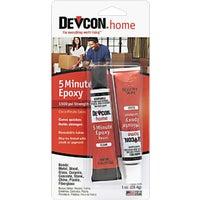 ITW Consumer/ Devcon 1OZ 5-MIN EPOXY S-205