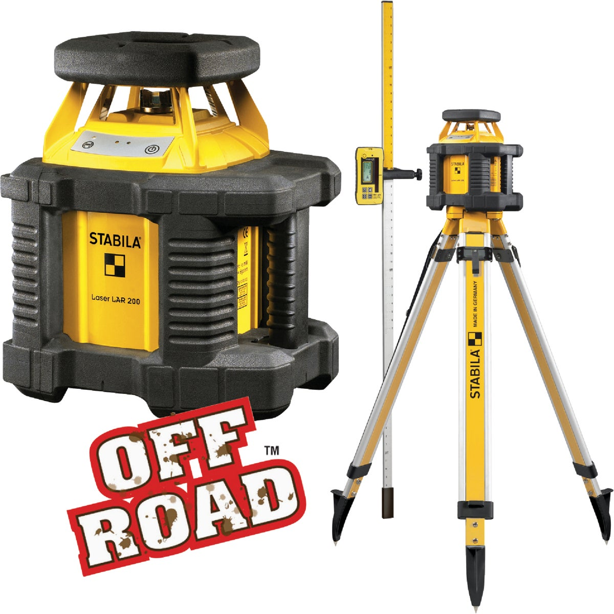 OFFROAD ROT LASER SYSTEM