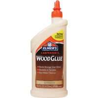 Elmers Prod 16OZ WOOD GLUE E7020