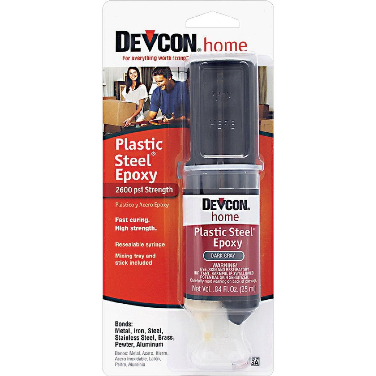 ITW Consumer/ Devcon PLASTIC STEEL EPOXY S-6