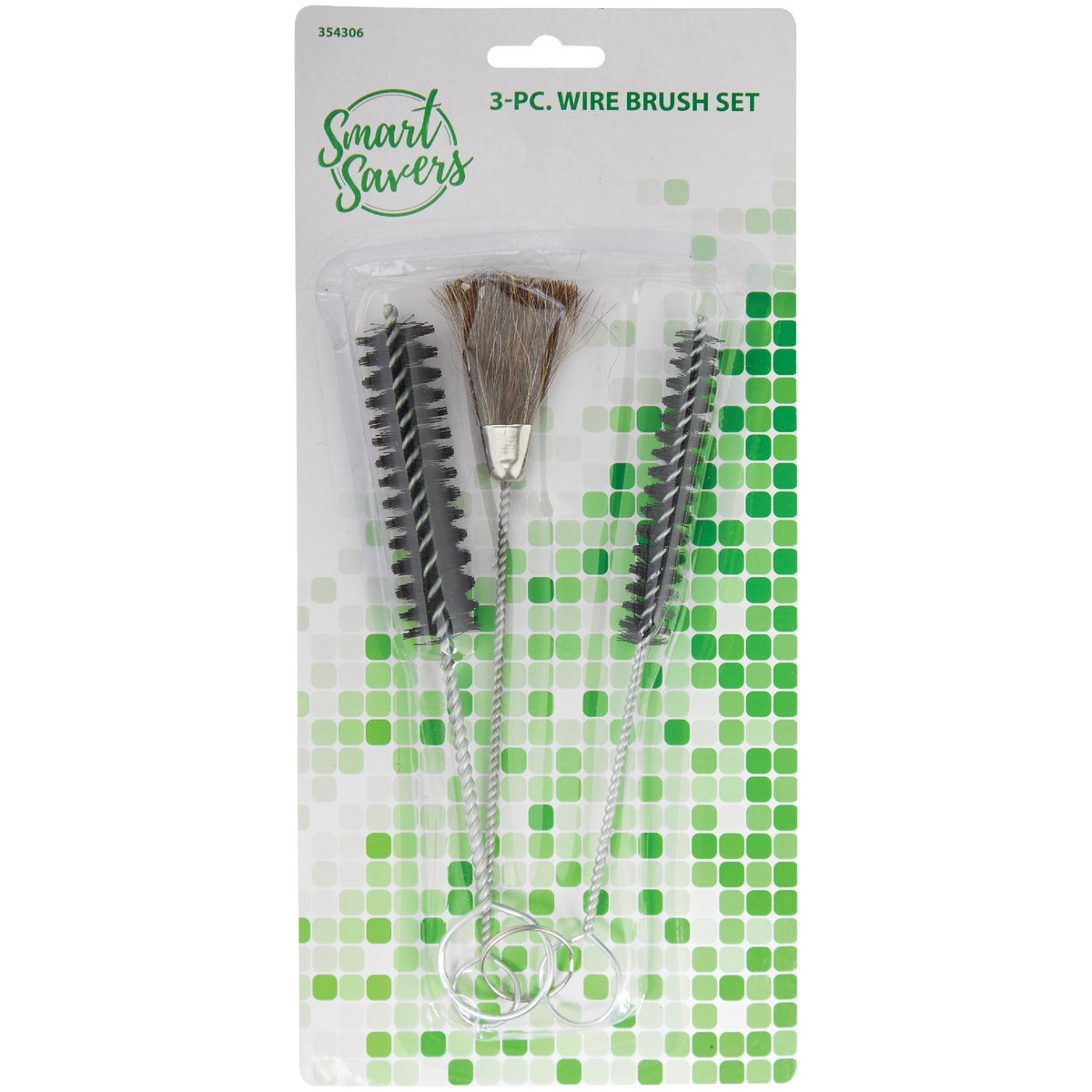 3PC WIRE BRUSH SET - BR090 by Do it Best