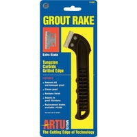 ARTU USA INC GROUT RAKE W/2 BLADES 1695
