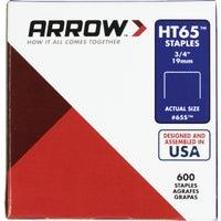 Arrow Fastener 3/4
