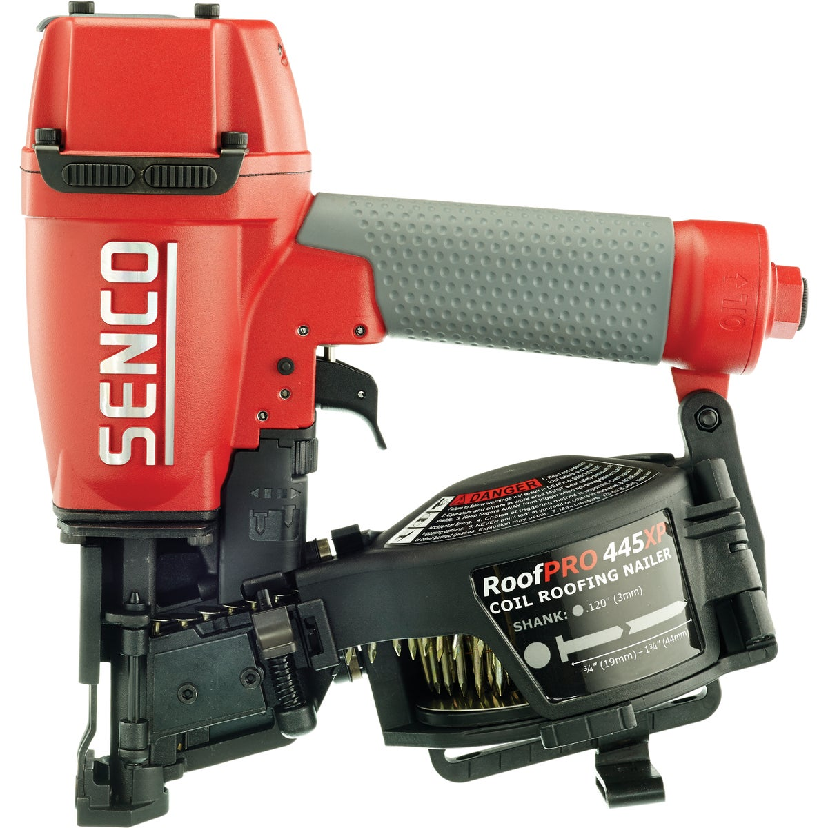 455XP COIL ROOF NAILER - 3D0101N by Senco Brands