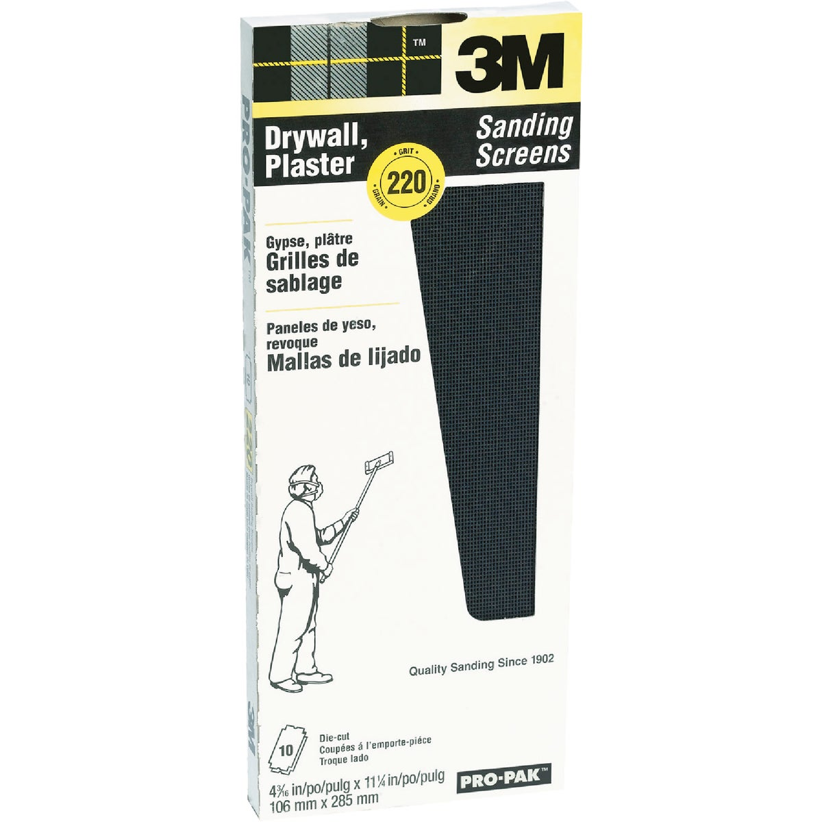 220G DRYWALL SCREEN - 99436 by 3m Co
