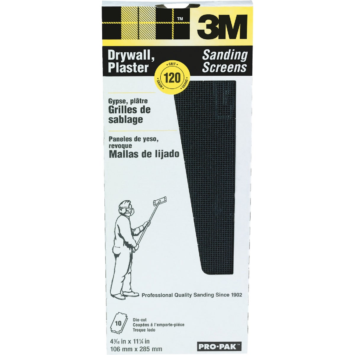 120G DRYWALL SCREEN - 99438 by 3m Co