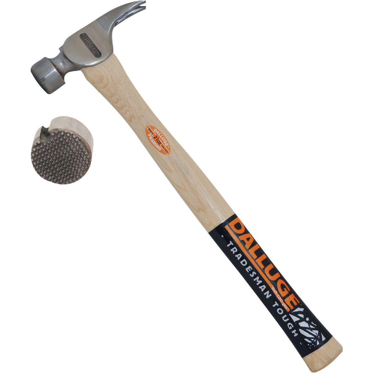 24OZ FRAMING HAMMER - DOC-24C by Maasdam Dead On