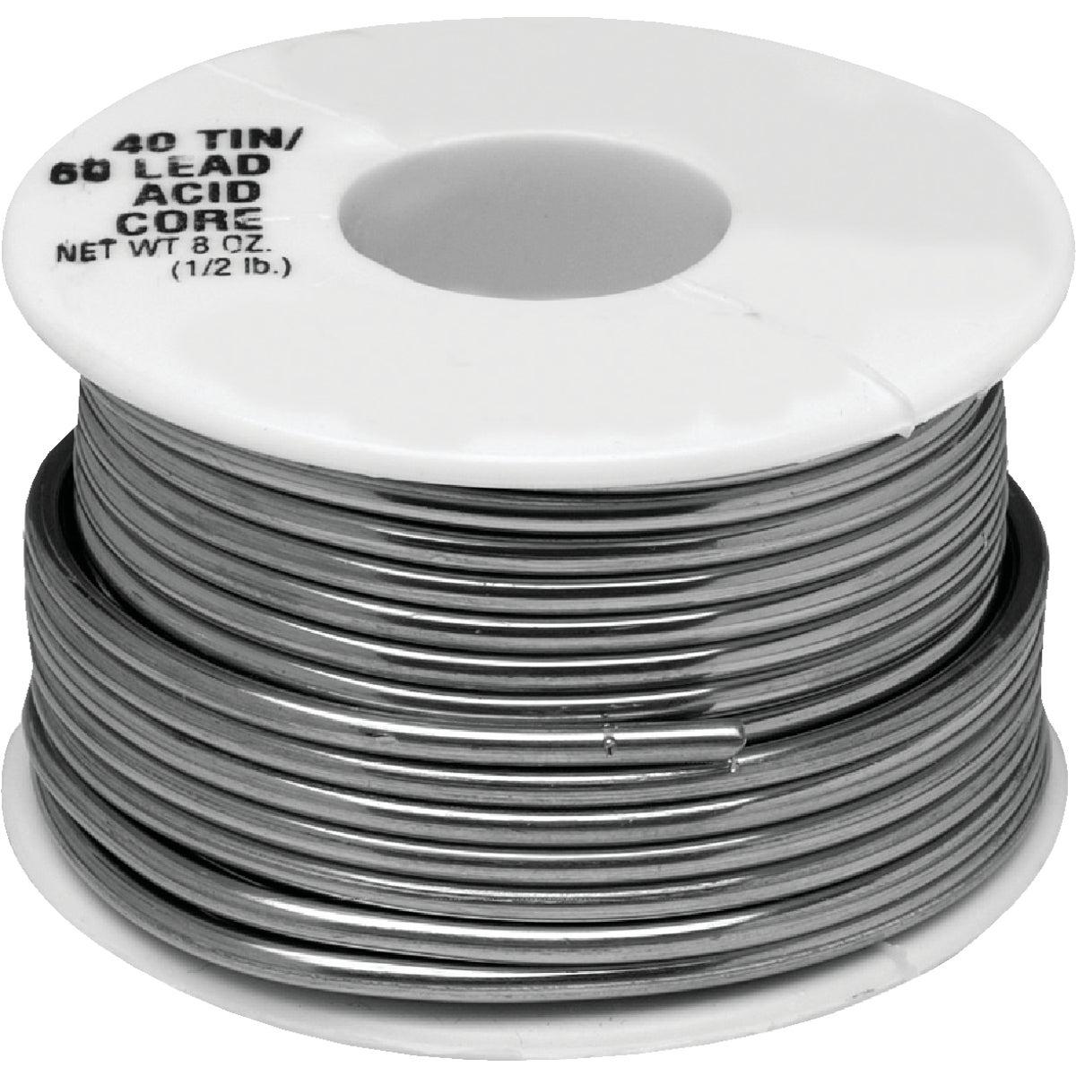 Do-It/Oatey 1/2LB 40/60 AC SOLDER 356377