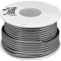 Do-It/Oatey 1/2LB 40/60 AC SOLDER 356377