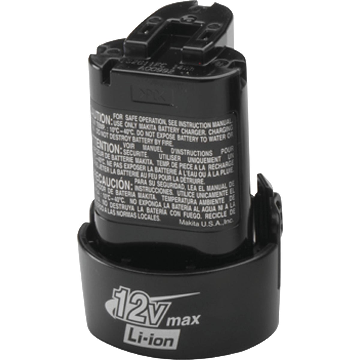 12V MAX LI-ION BATTERY - BL1014 by Makita Usa Accessory