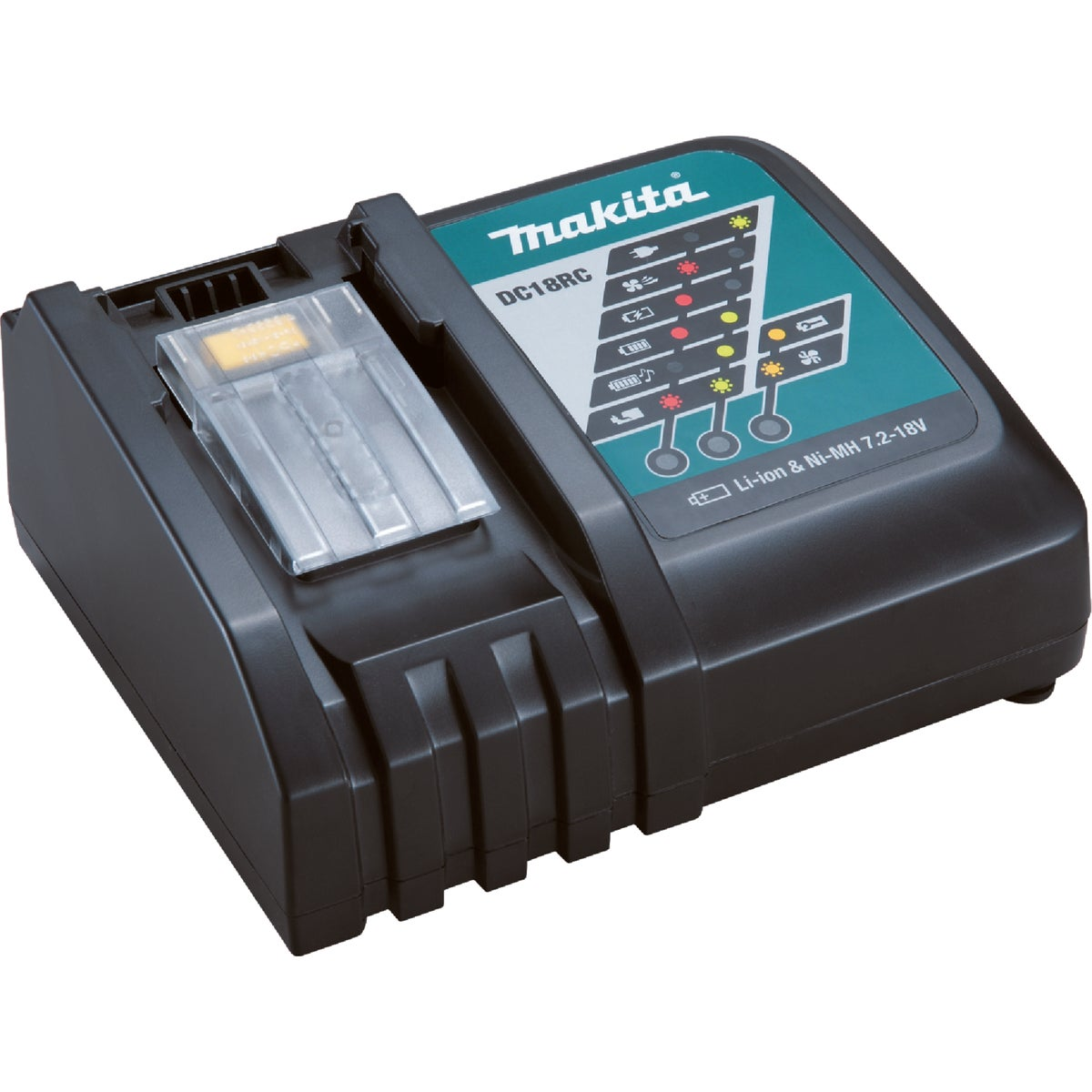 18V RAPID CHARGER - DC18RC by Makita Usa Accessory
