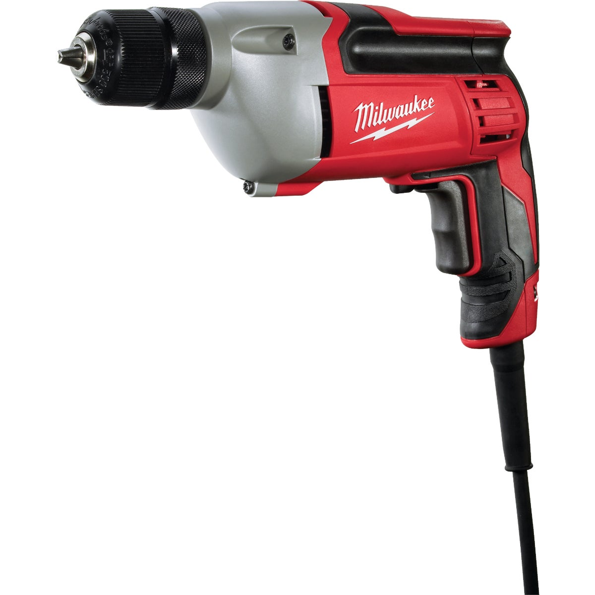 "3/8"" CORDED DRILL - 024020 by Milwaukee Elec Tool"