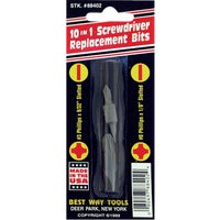 Best Way Tools 11 IN 1 REPLACEMENT BITS 88402