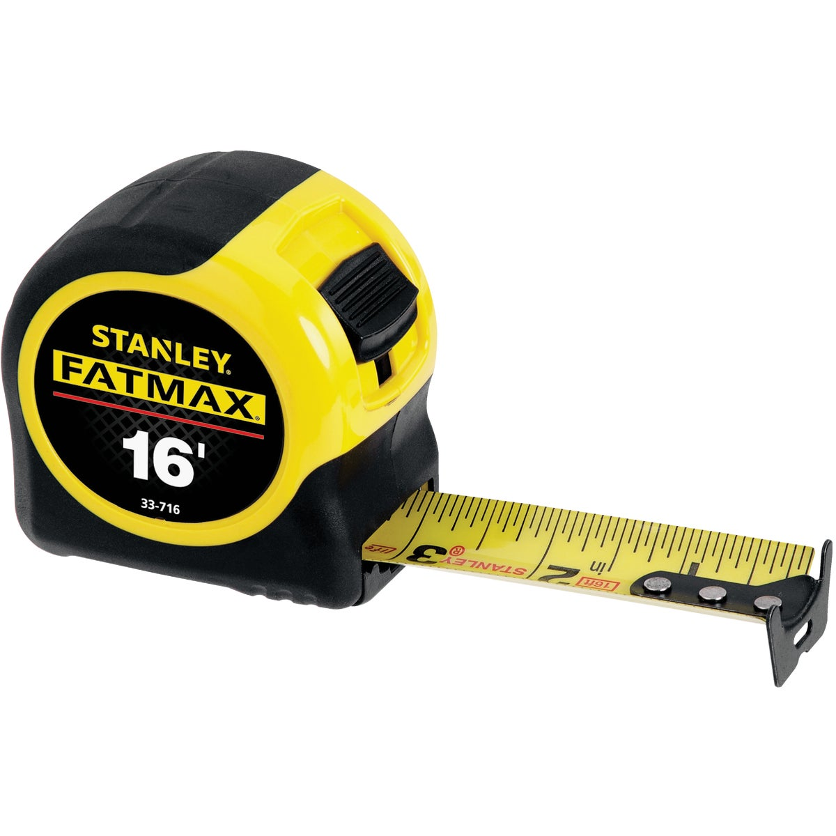 "1-1/4""X16' TAPE RULE - 33-716 by Stanley Tools"