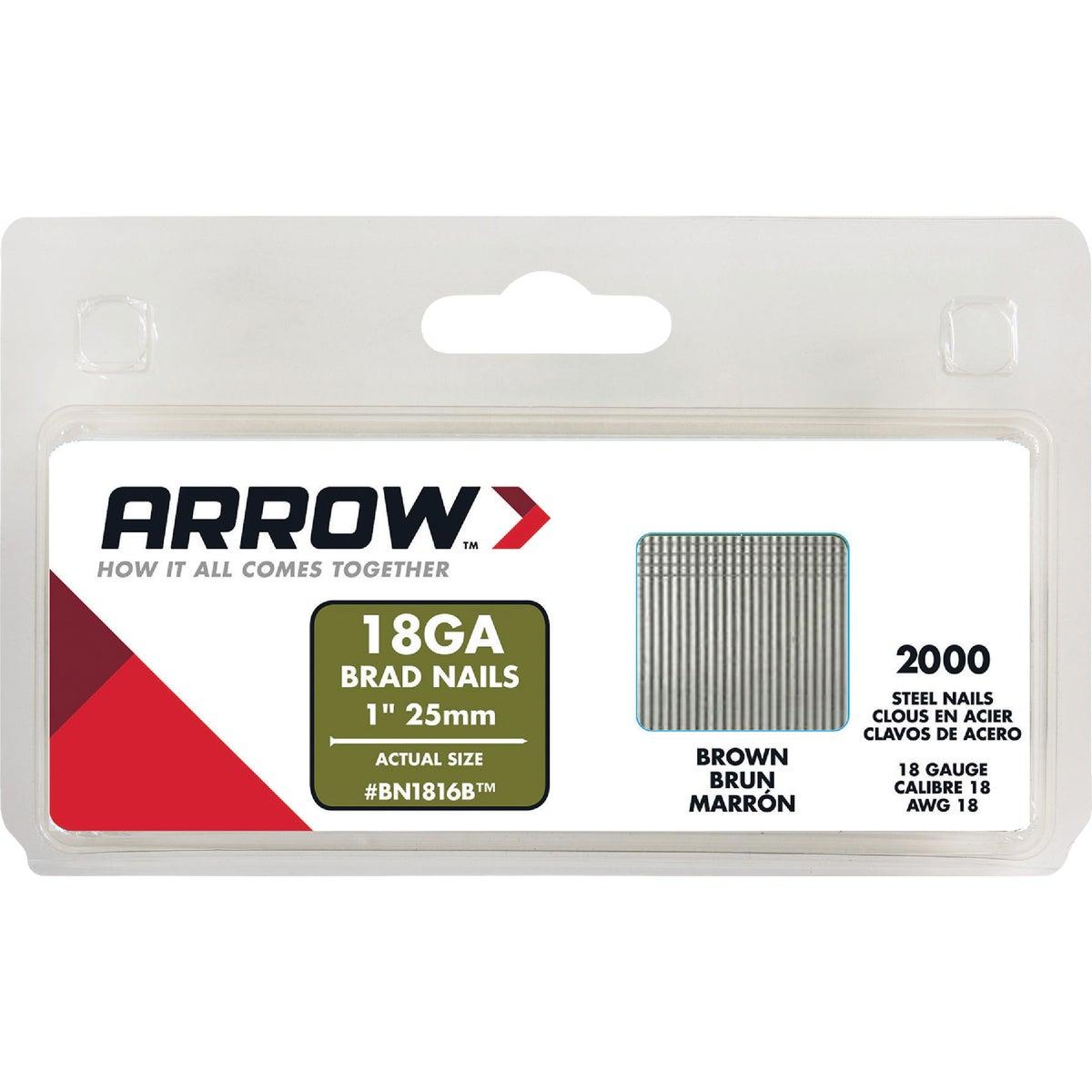 Arrow Brads
