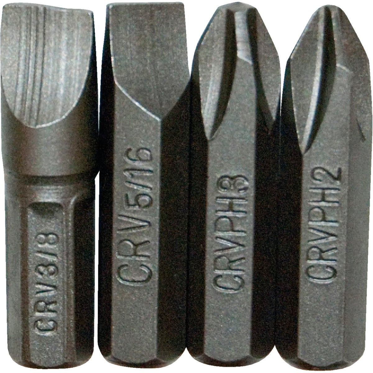 4PC IMPACT BIT SET - IMB4 by Great Neck Saw Inc