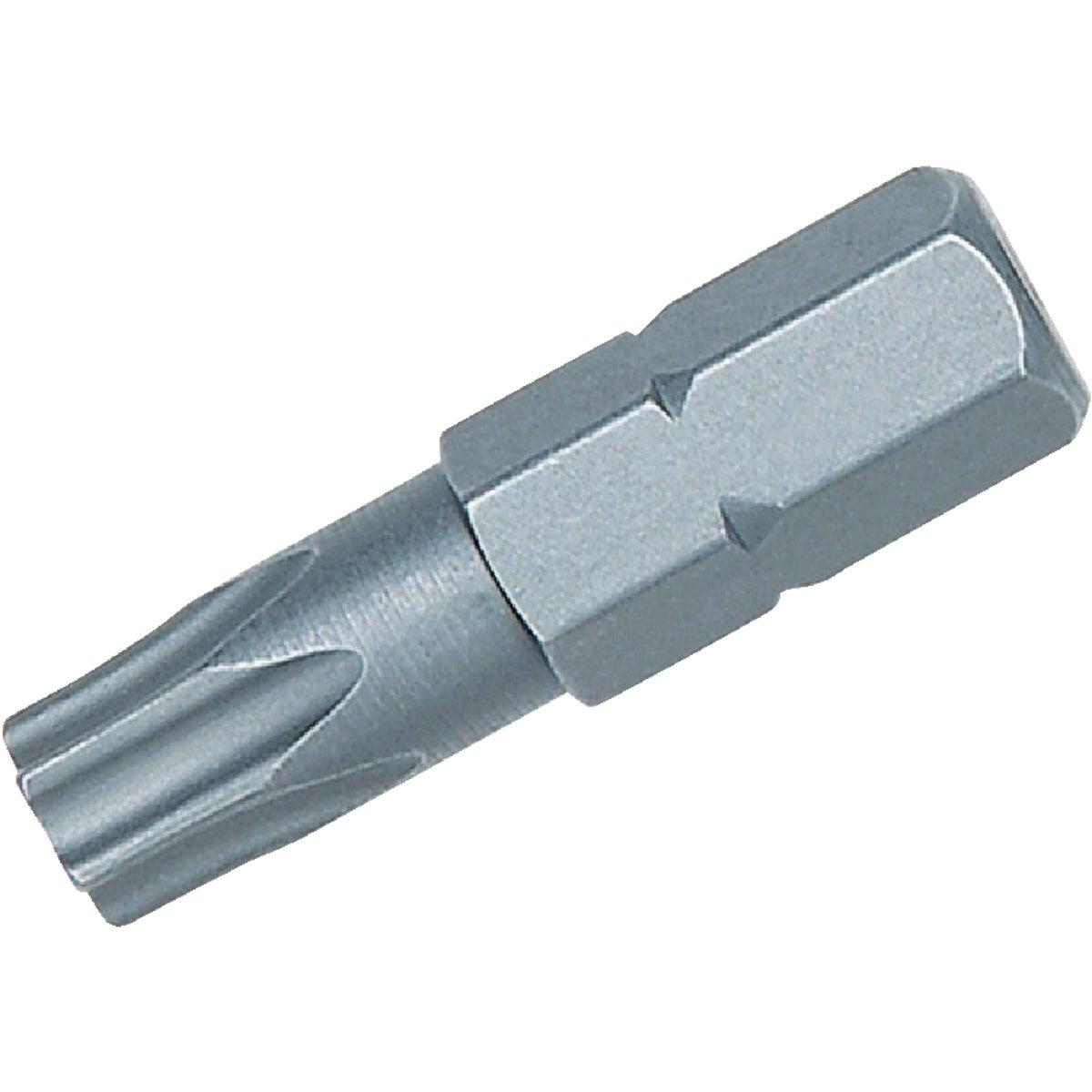 """1"""" T20 TORX TMPR PRF BIT - 3053025 by Irwin Industr Tool"""