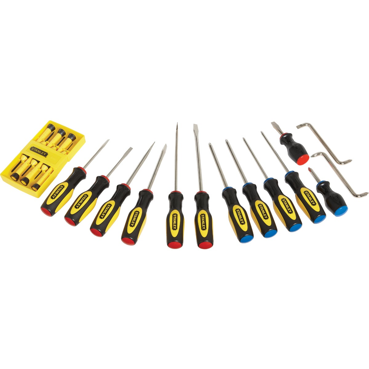 20PC SCREWDRIVER SET - 60-220 by Stanley Tools