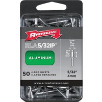 Arrow Fastener 5/32X1/2 ALUM RIVET RLA5/32IP