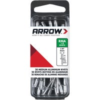 Arrow Fastener 1/8X1/4 ALUM RIVET RMA1/8