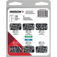 Arrow Fastener RIVET ASSORTMENT RK6120
