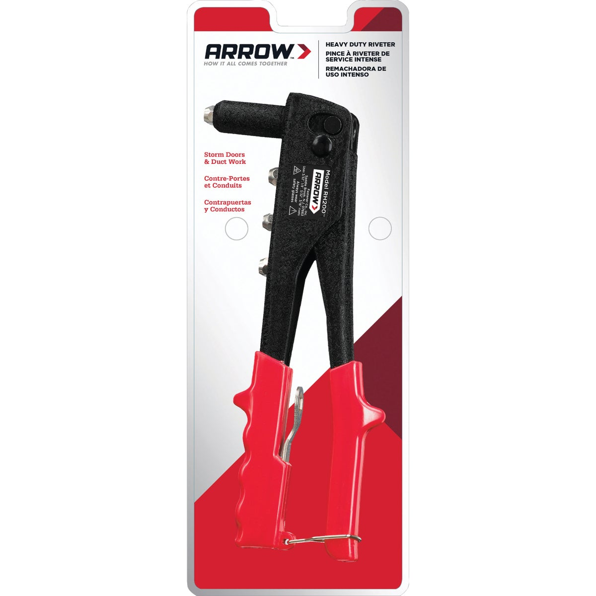 HEAVY DUTY RIVET TOOL - RH200S by Arrow Fastener Co