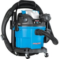 Channellock 5 Gal. Wall Mount Wet/Dry Vacuum, VWM510.CL