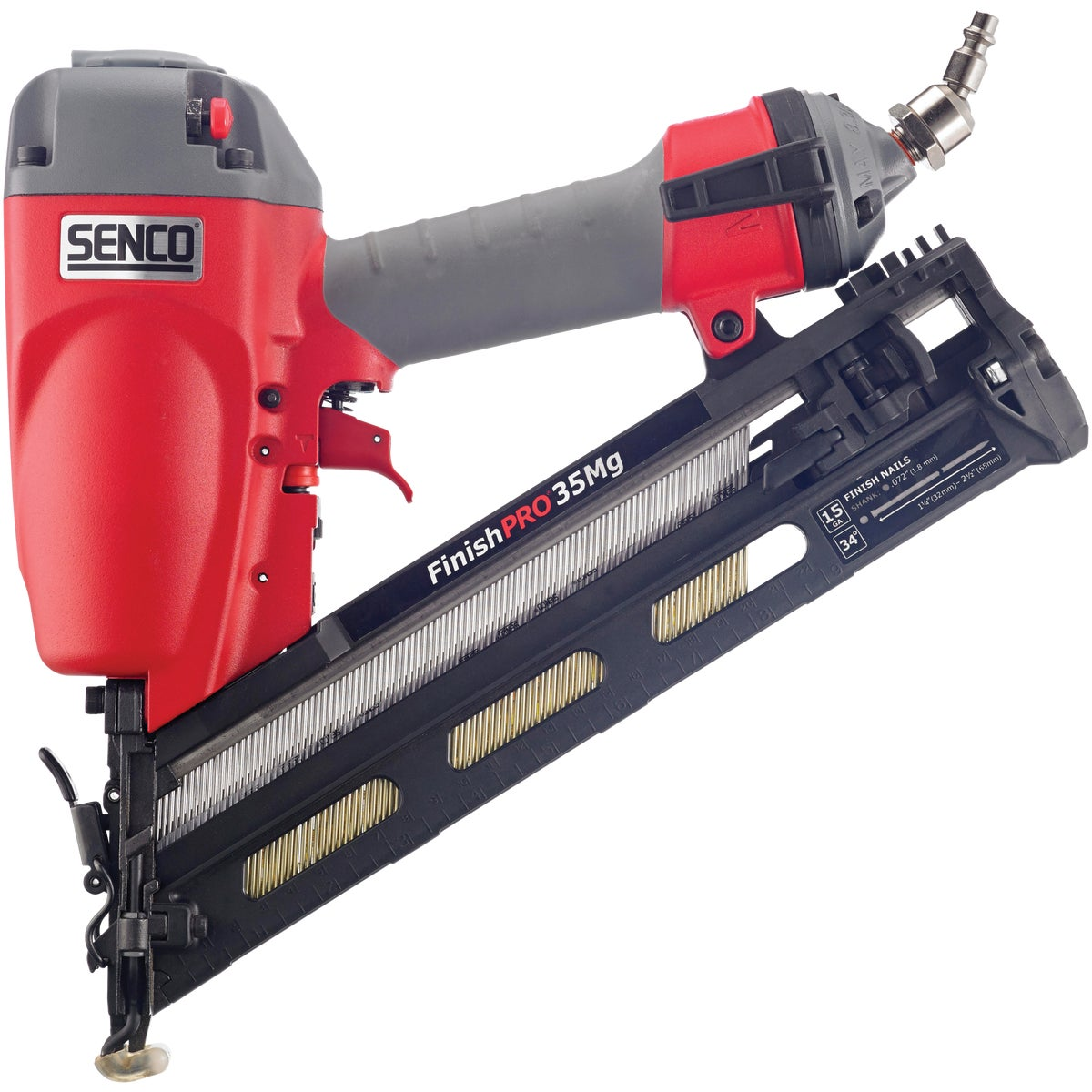 15GA ANGLD FINISH NAILER - 6G0001N by Senco Brands