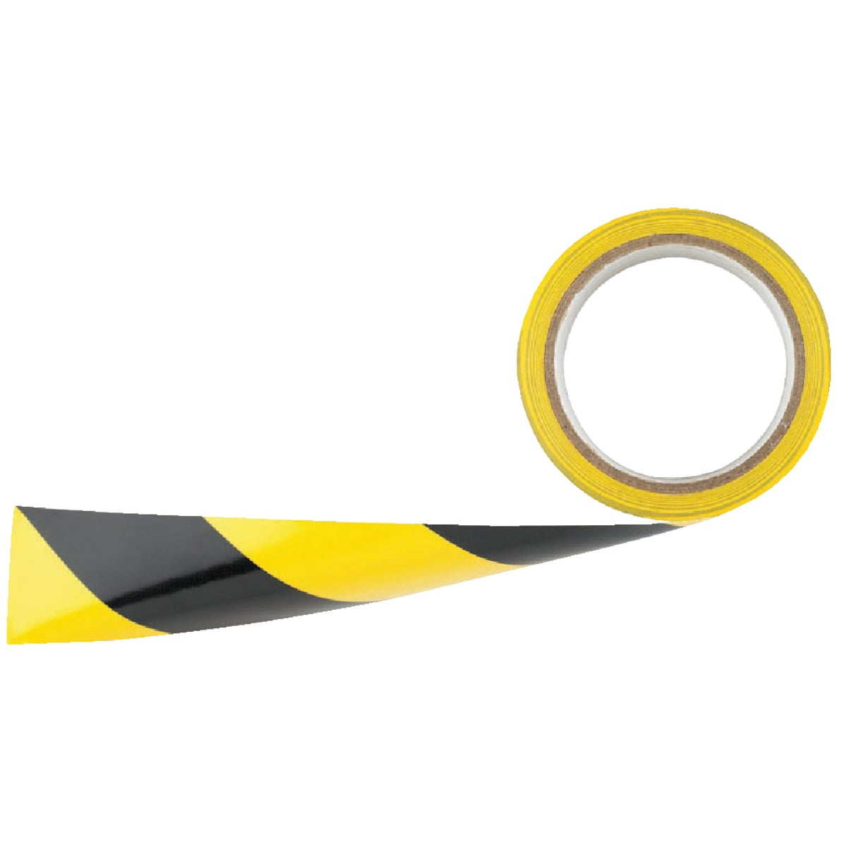 54' YEL/BLK FLOOR TAPE - 2034300 by Irwin Industr Tool