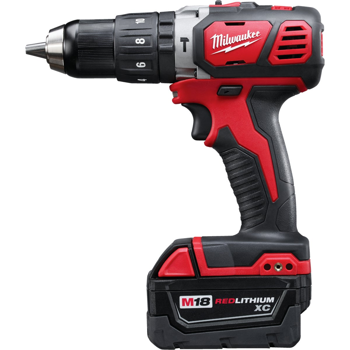 "M18 1/2"" HAMMER DRILL - 260222 by Milwaukee Elec Tool"