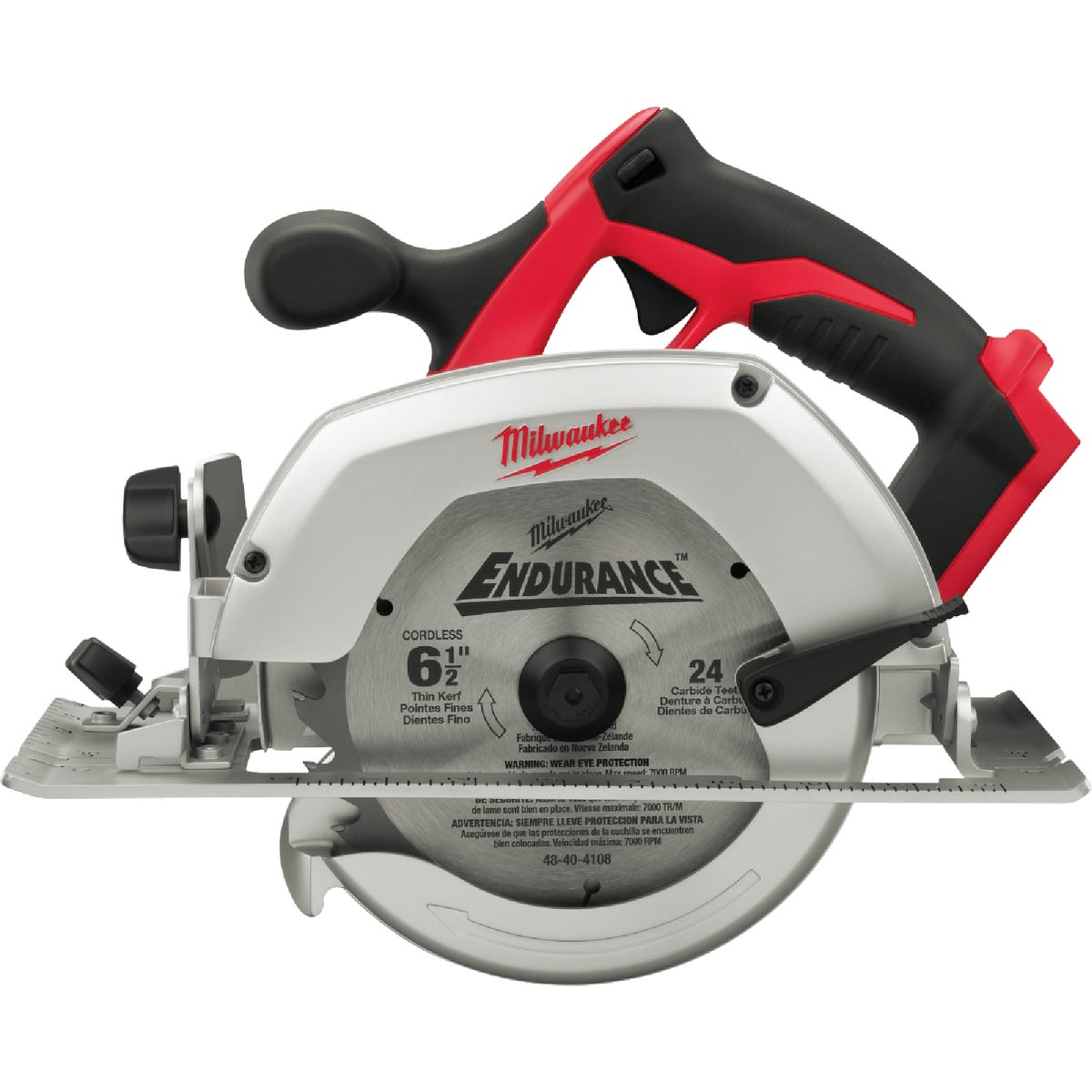 "M18 6-1/2"" CIRC SAW BARE - 263020 by Milwaukee Elec Tool"