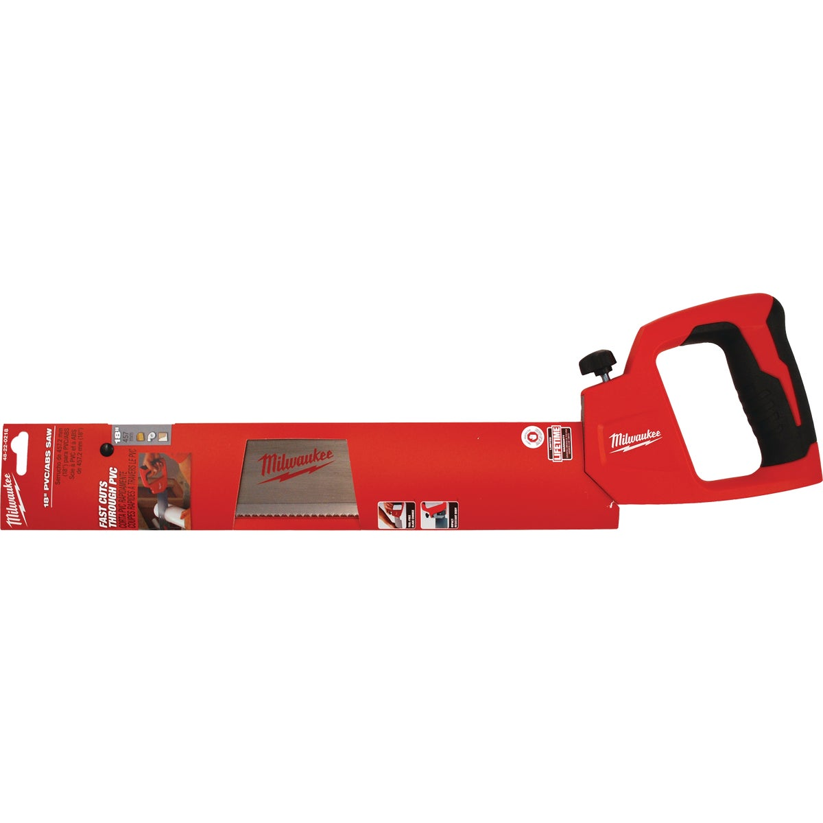 PVC HAND SAW - 48-22-0223 by Milwaukee Elec Tool