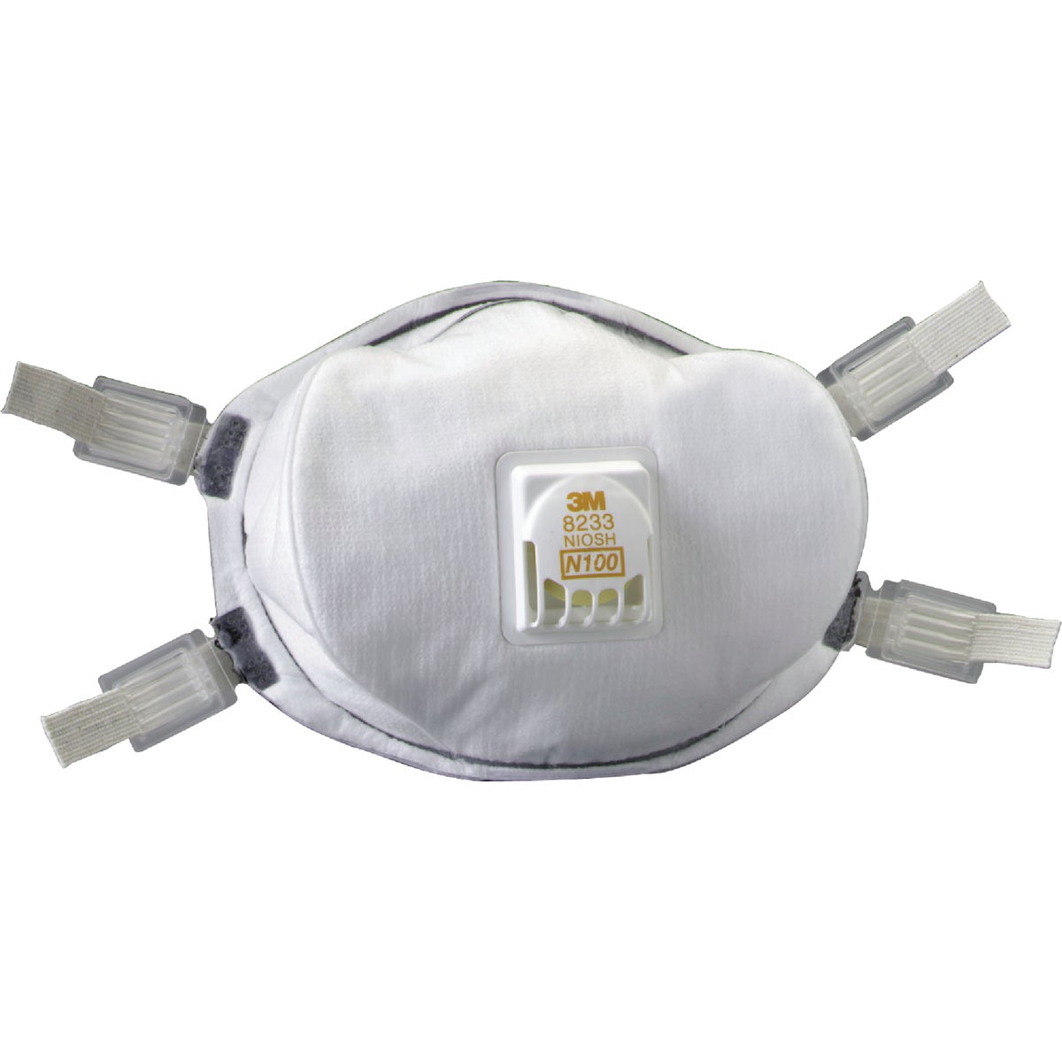 N100 DISP RESPIRATOR - 8233 by 3m Co