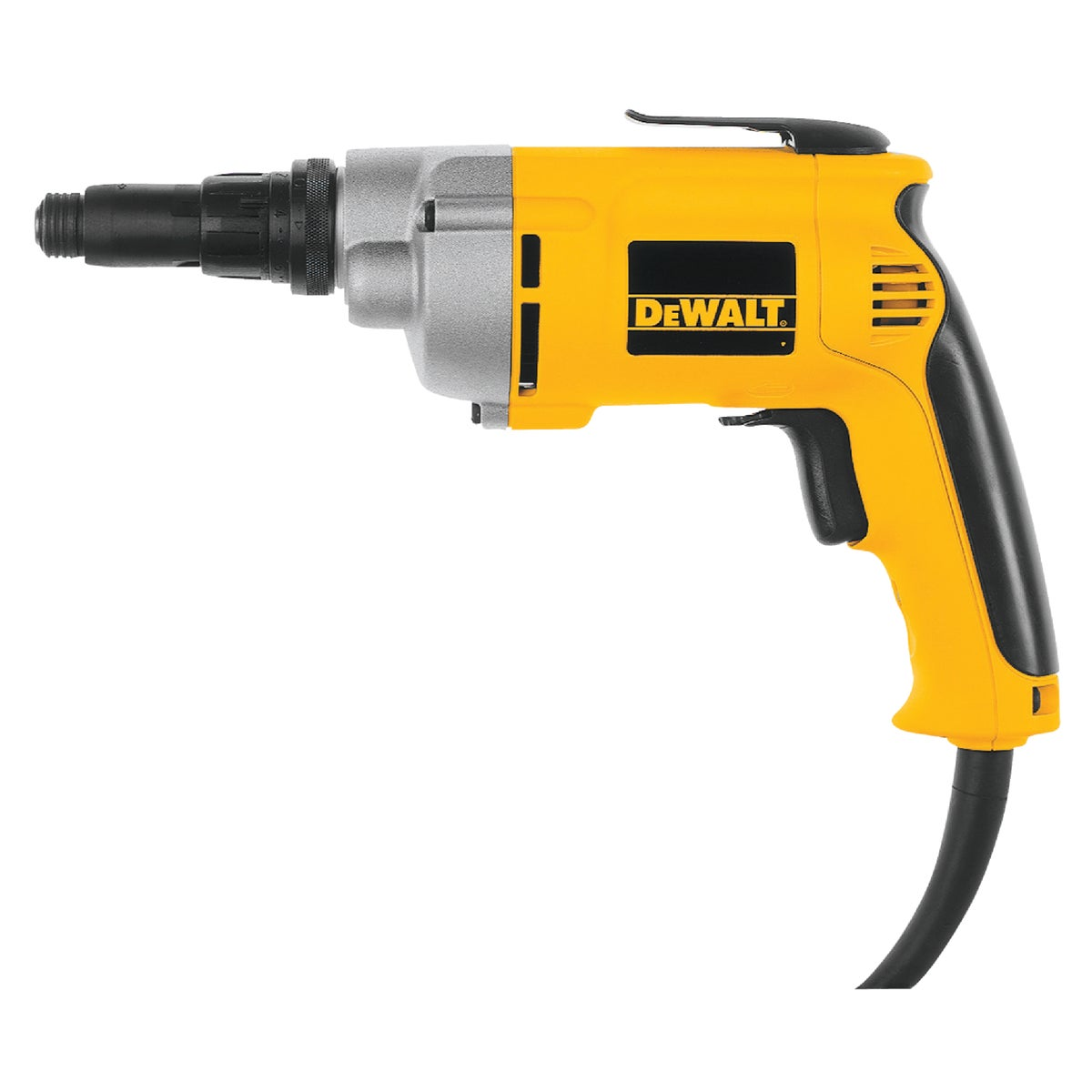 HEAVY DUTY SCREWDRIVER