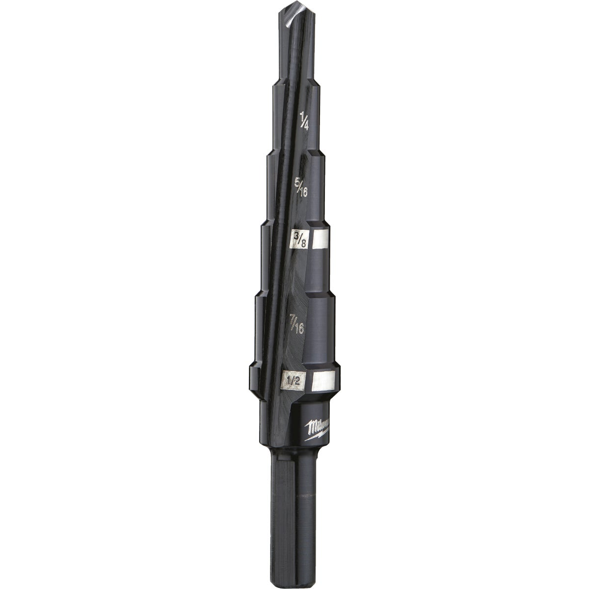 "3/16-1/2"" STEP DRILL BIT - 48-89-8955 by Milwaukee Accessory"